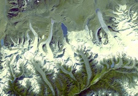 Himalaya Glaciares