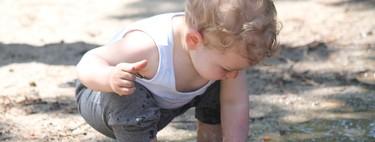 Dejarlos que se ensucien es bueno: siete importantes razones por las que dejar que tus hijos se manchen