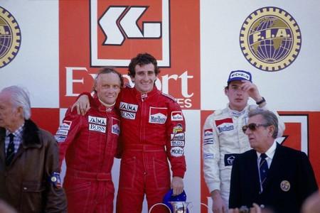Lauda F1 1984