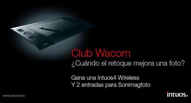 club wacom concurso
