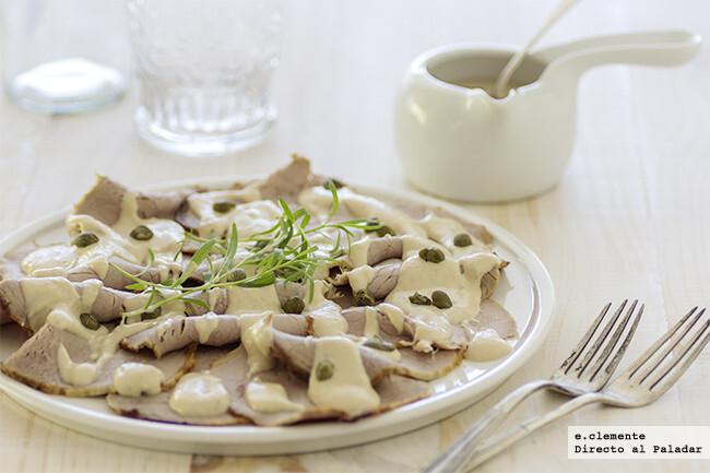 Vitello tonnato: receta fácil de un clásico italiano ideal para la cena