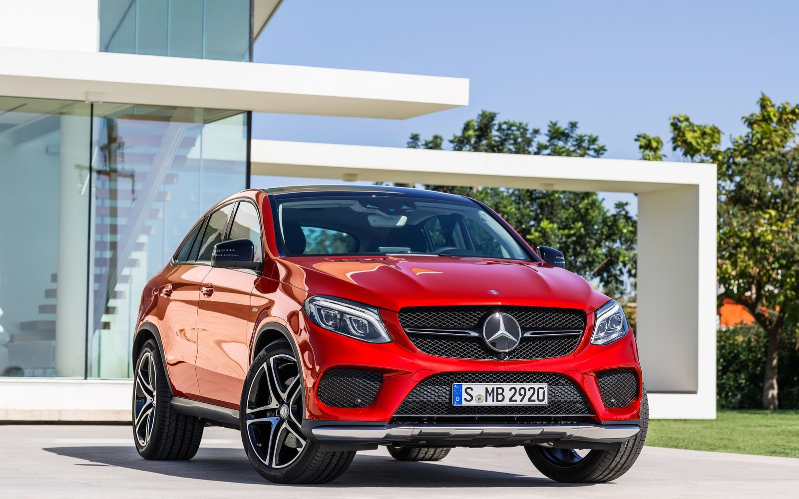 Foto de Mercedes-Benz GLE Coupé (3/31)