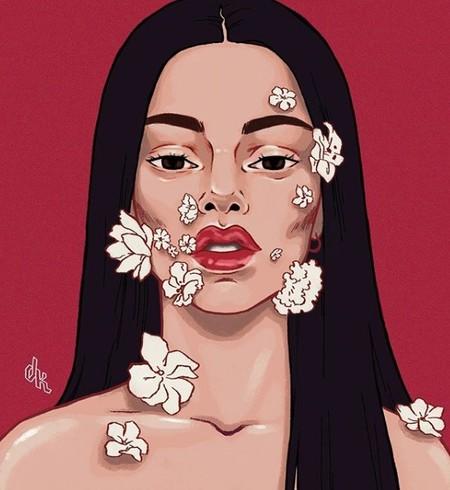 Ilustramos cada uno de los capítulos de 'El Mal Querer' de Rosalía con el mejor fanart de Instagram