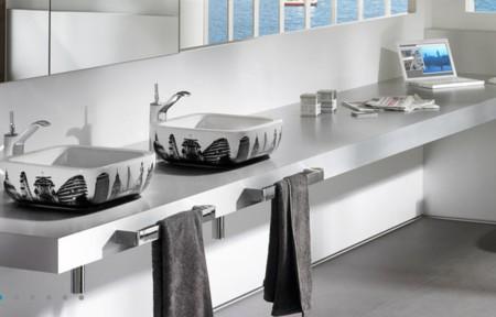 Roca y el cuarto de baño del futuro