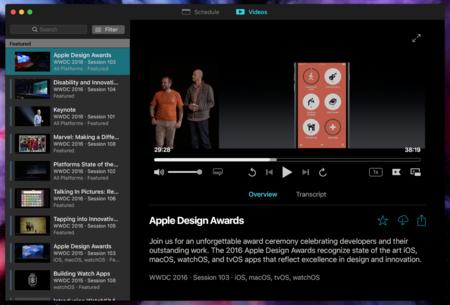 Wwdc 2017 App Mac Video