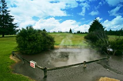 Los campos de golf más sorprendentes del mundo