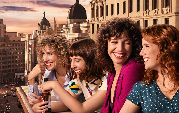 Netflix pone fecha de estreno a 'Valeria', la serie que adapta las novelas de Elísabet Benavent