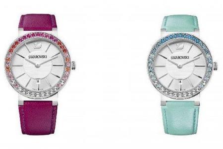 Catálogo de relojes Citra Swarovski 2011