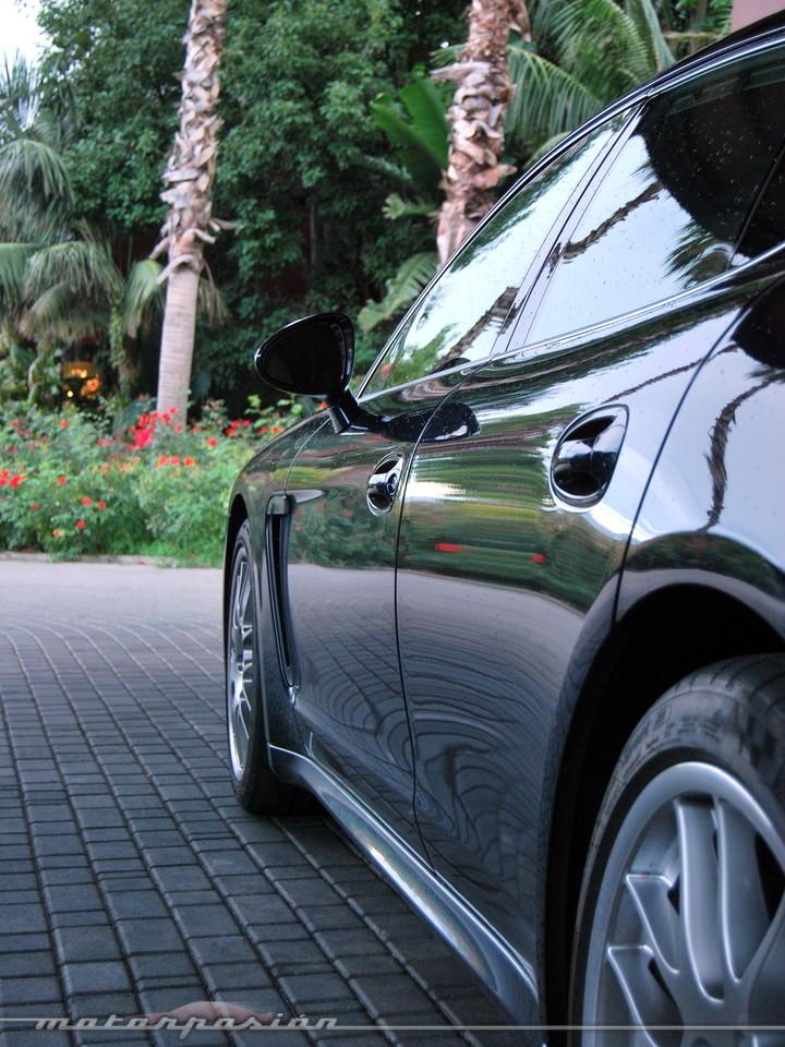 Foto de Porsche Panamera 2014 (presentación) (9/38)