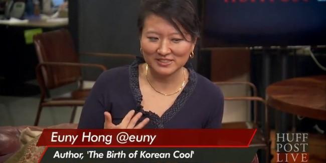 O Euny Hong Facebook