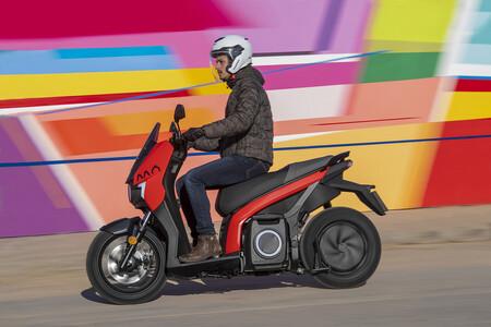Seat Mo Moto Electrica Mexico 35