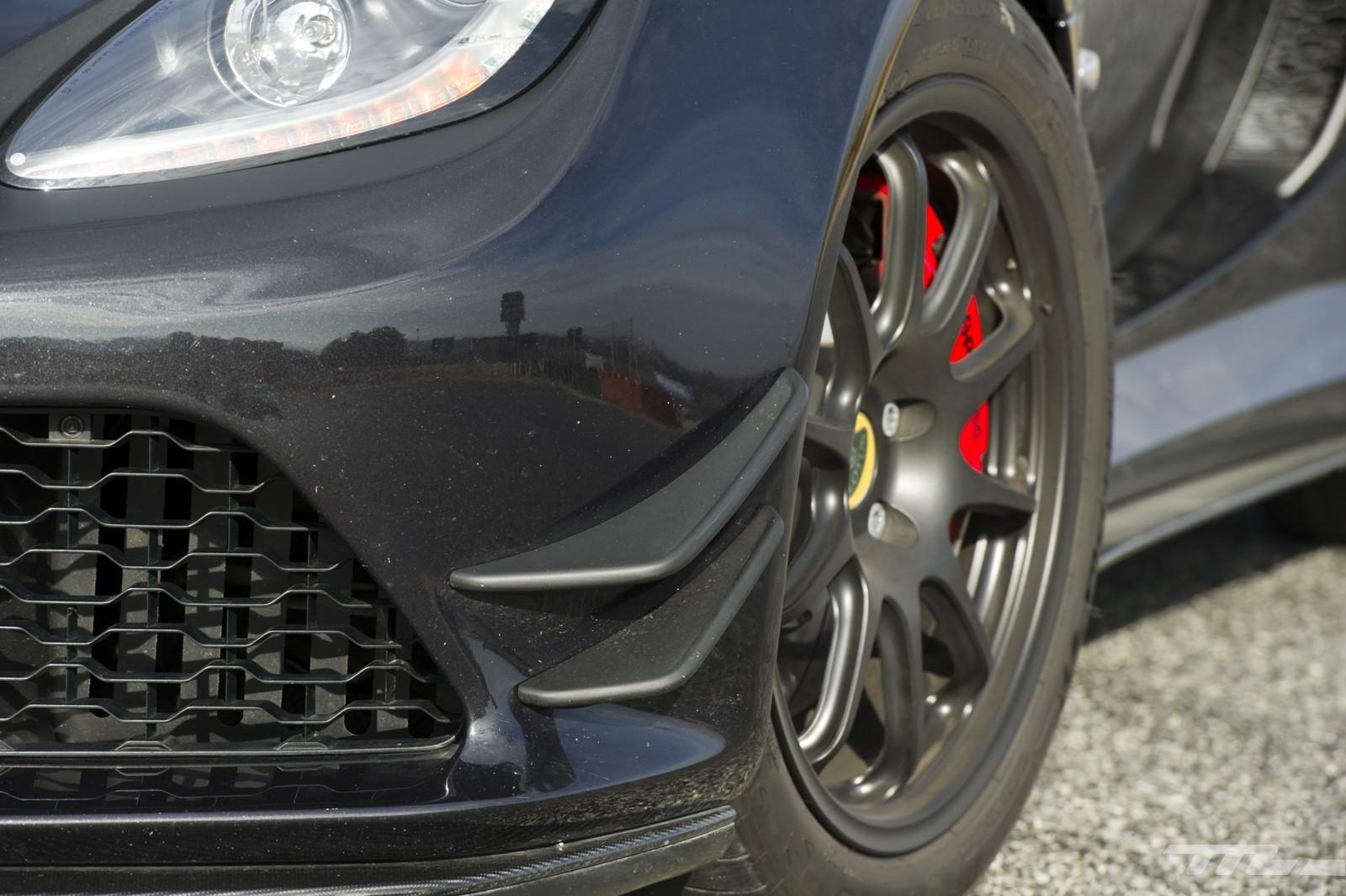 Lotus Exige 380 Sport (prueba)