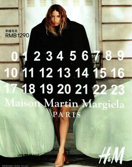 ¡Por fin! Ya podemos ver un adelanto de la colección Maison Martin Margiela x H&M