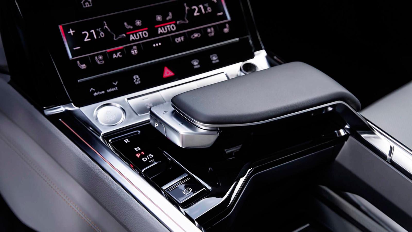 Foto de El habitáculo del Audi e-tron, al descubierto (15/19)