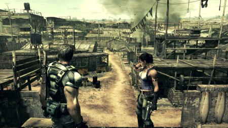 Resident Evil 5 Ps4 Xbox One 4