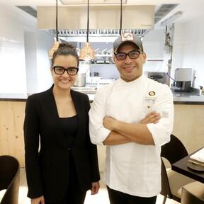 Cocinó para Botín, montó la escuela de MasterChef y ahora tiene el único restaurante de alta cocina colombiana de España