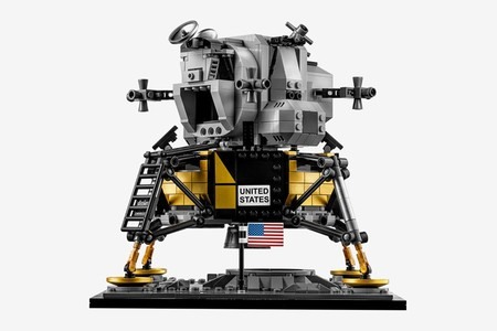 Lego Nasa Apollo 11 Lander 3