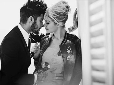 Gigi Hadid y Zayn Malik son la (nueva) pareja de moda favorita de Vogue