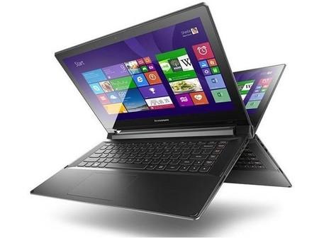 Las portátiles Lenovo FLEX 2 reciben pantalla Full HD, gráficos discretos