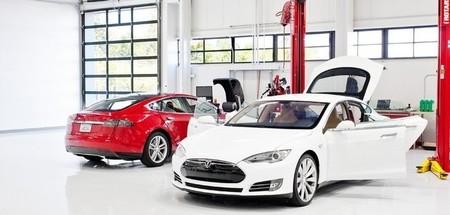 Tesla Motors Taller Michigan