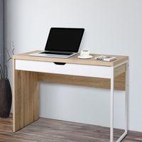 Super Weekend eBay: mesa para ordenador con un cajón tipo escritorio por 59,99 y envío gratis