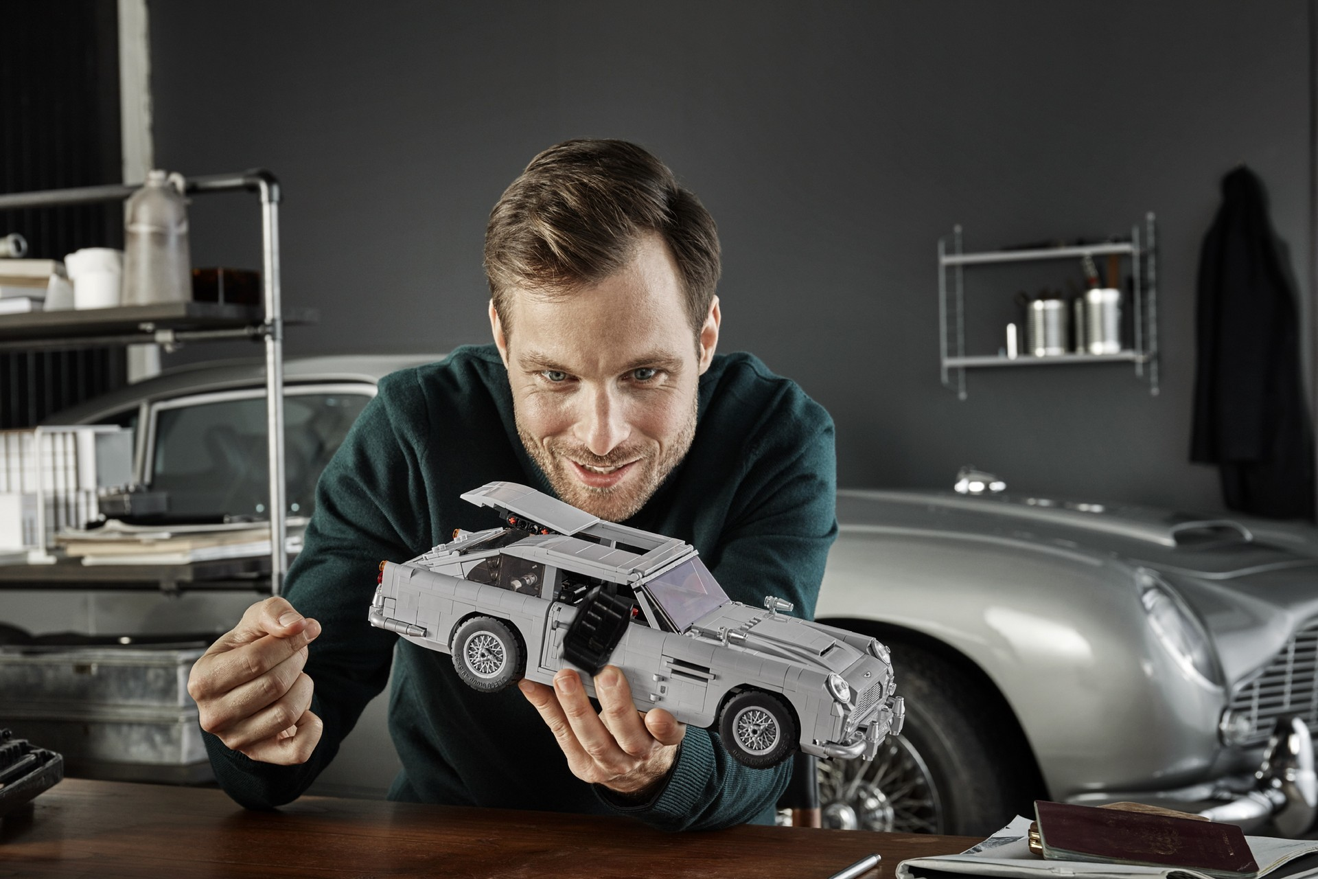 Foto de Aston Martin DB5 007 de LEGO (24/39)