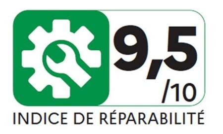 Indica Reparabilidad