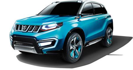 Suzuki iV-4 Concept, adelantando el nuevo SUV de Suzuki