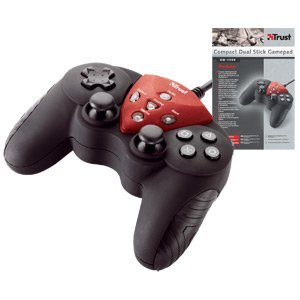 Trust Compact Dual Stick Gamepad GM-1500