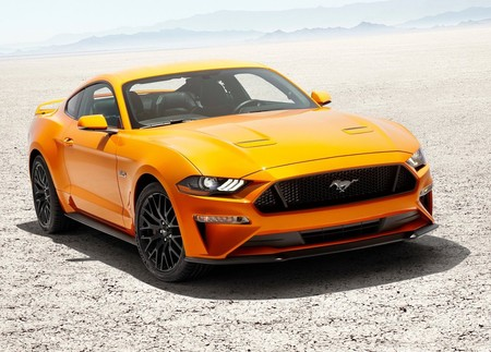 Ford Mustang Gt 2018 1280