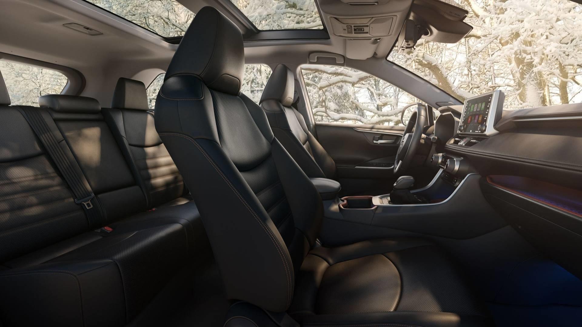 Foto de Toyota RAV4 2019 avance (5/21)