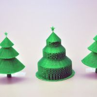 Si pones un árbol de Navidad en casa, que sea uno impreso en 3D que no deje restos