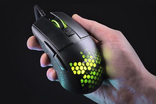 Análisis del ratón Roccat Burst Pro: probablemente uno de los ratones más ligeros y cómodos que he probado