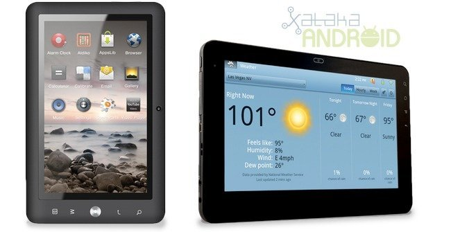 Consideraciones para comprar un tablet