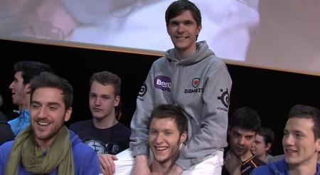 Lio en Gambit Gaming