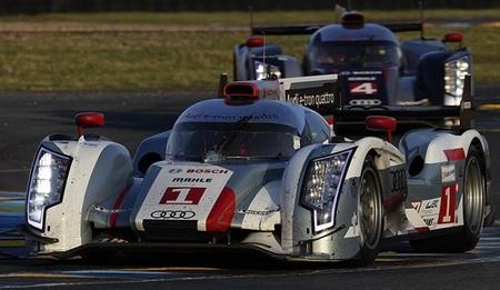 Audi jubila los R18 Ultra y tendrá tres e-tron en Le Mans 2013