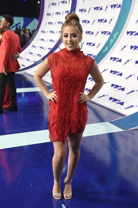 mtv vma video music awards 2017 alfombra roja red carpet Baby Ariel