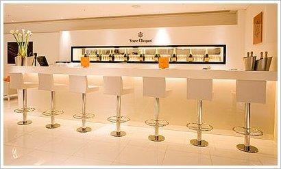 Abierto el Veuve Clicquot Champagne Bar en Harrods