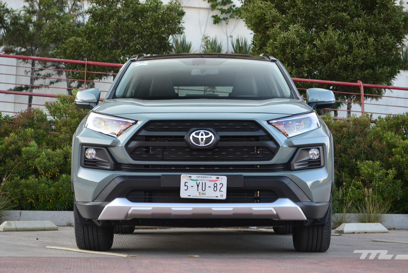 Foto de Toyota RAV4 (prueba) (4/23)