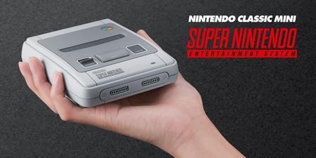 La SNES Mini utiliza por dentro la misma tecnología que la NES Mini