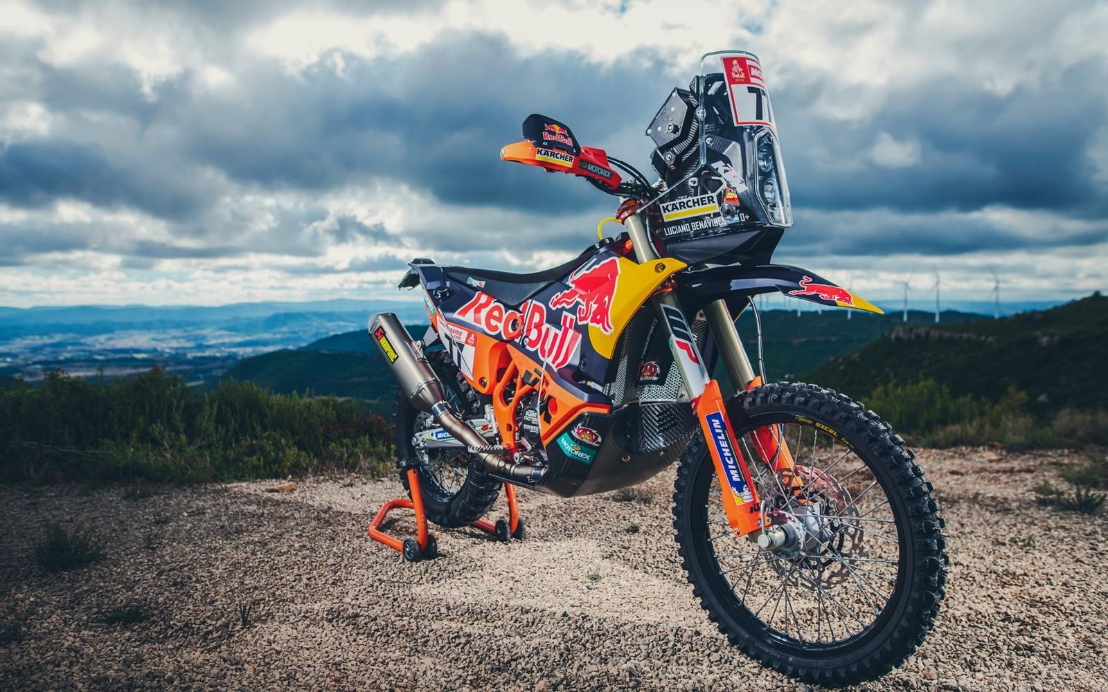 Foto de KTM 450 Rally Dakar 2019 (87/116)