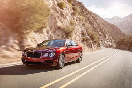 Bentley Flying Spur V8 S: 528 CV en una gran berlina que querrás conducir tú mismo