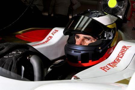 Force India no tiene clara la pareja de pilotos para 2009