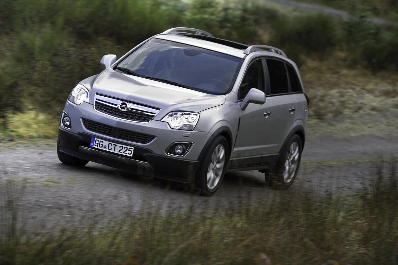 Foto de Opel Antara 2011 (1/38)