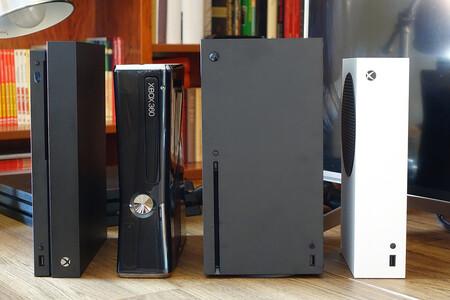 Xbox lleva el juego en la nube a Xbox Series X S y One: juegos next-gen en consolas old-gen a golpe de clic
