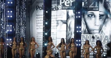 El concurso de belleza que se convirtió en una denuncia contra el maltrato