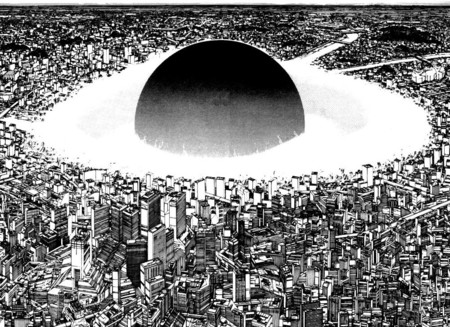 Katsuhiro Otomo Akira Neo Tokyo
