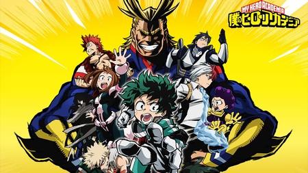'My Hero Academia': Legendary prepara una película de acción real basada en el manga de superhéroes