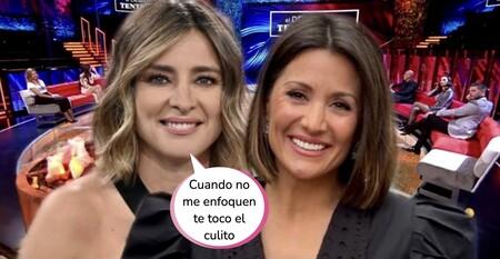 La declaración de amor de Nagore Robles a Sandra Barneda en pleno directo de 'La Isla de las Tentaciones'