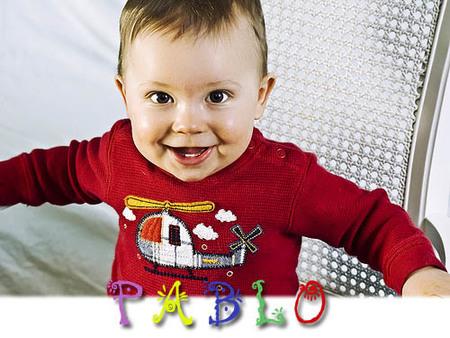 Los nombres más utilizados en España: Pablo